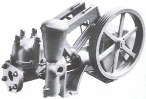 Anderson 1105 Piston Pump