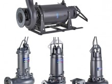 Grundfos S Series Waste Water Pump