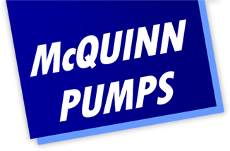 McQuinn Pumps logo