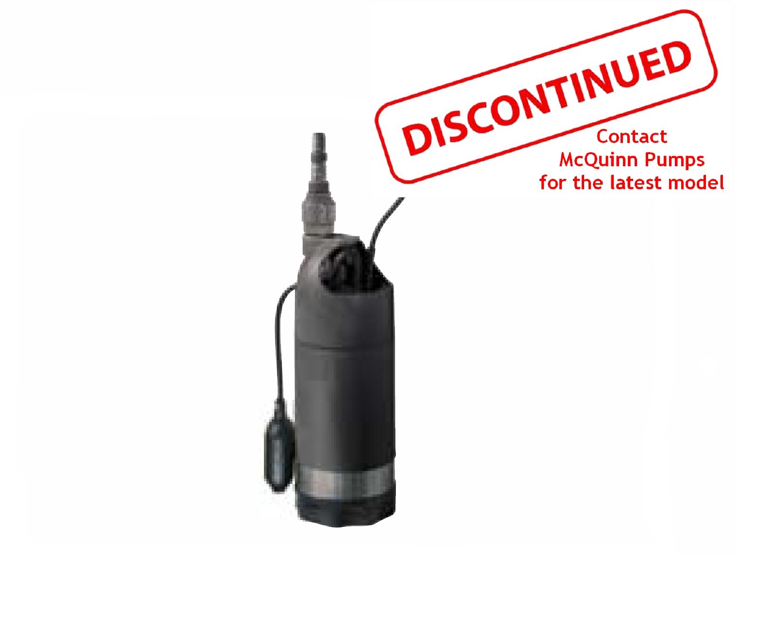 Grundfos Hilift Discontinued
