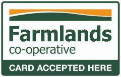 Farmlands Card Accepted
