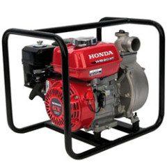 Honda WB20 gx120 pump