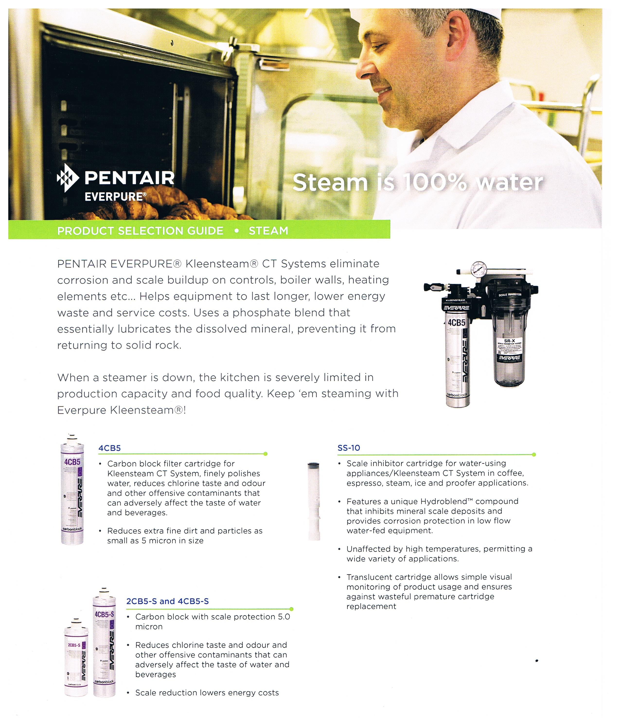 Pentair Everpure Filter Systems