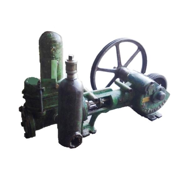 Macewan H2 Piston Pump